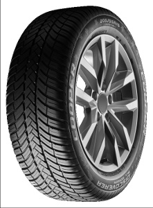 Gomme Nuove Cooper Tyres 215/60 R17 100H DISC.ALL SEASON XL pneumatici nuovi All Season