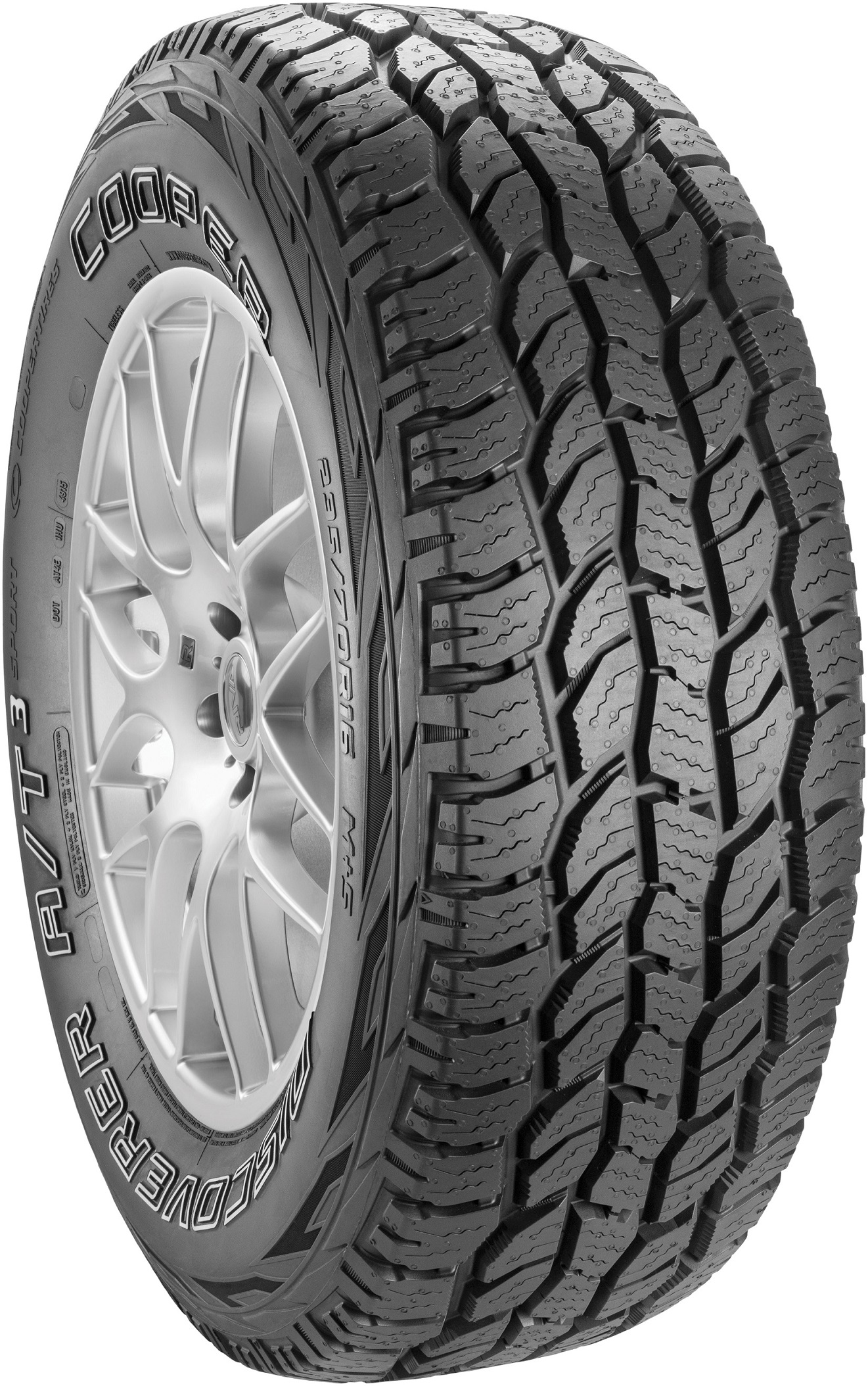 Gomme Nuove Cooper Tyres 215/80 R15 102T DISCOVERER AT3 SP2 pneumatici nuovi Estivo