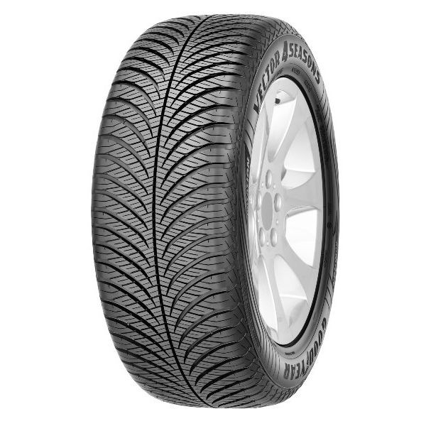 Gomme Nuove Goodyear 165/60 R14 75H VE4S2 M+S pneumatici nuovi All Season