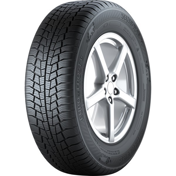 Gomme Nuove Gislaved 185/70 R14 88T Euro Frost 6 M+S pneumatici nuovi Invernale