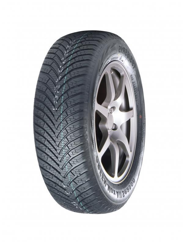 Gomme Nuove Linglong 185/60 R15 88H GREEN-Max All Season XL M+S pneumatici nuovi All Season