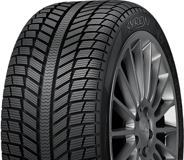 Gomme Nuove Syron 195/65 R15 91H EVEREST 1 M+S pneumatici nuovi Invernale