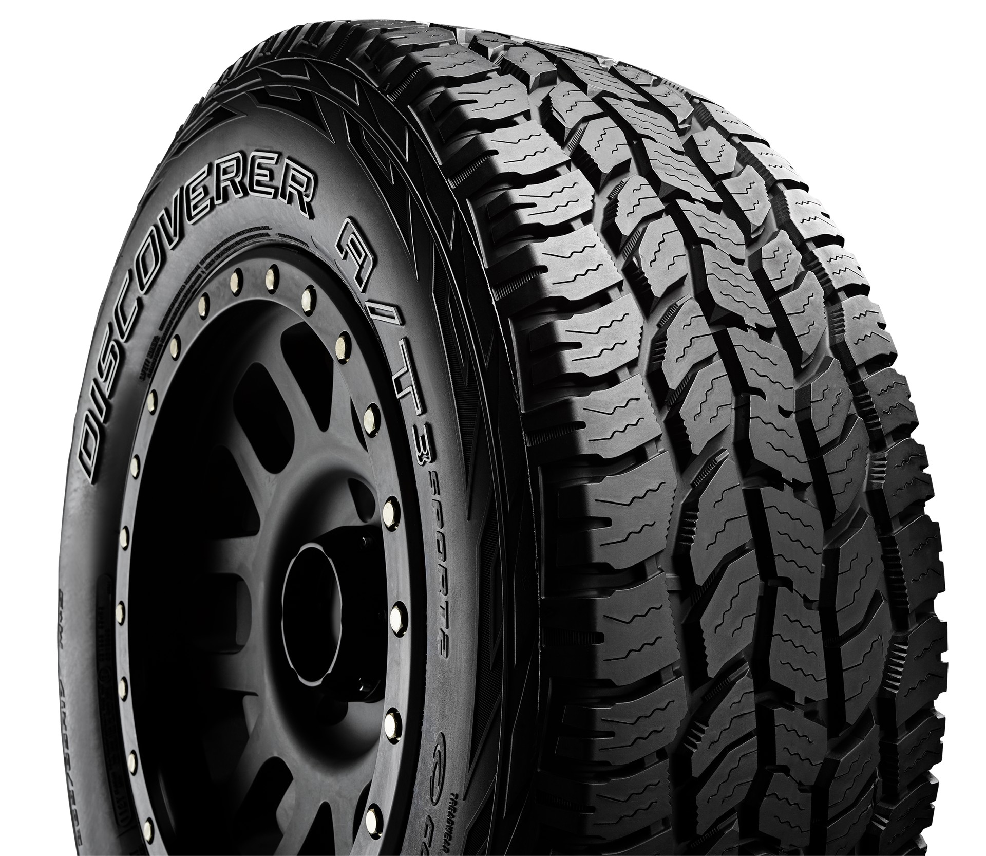 Gomme Nuove Cooper Tyres 235/70 R16 106T DISC.AT3 SPORT2 OWL M+S pneumatici nuovi All Season