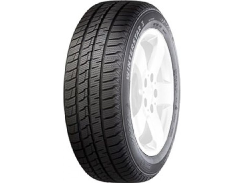 Gomme Nuove Point S 195/65 R15 91T WinterStar 3 M+S pneumatici nuovi Invernale