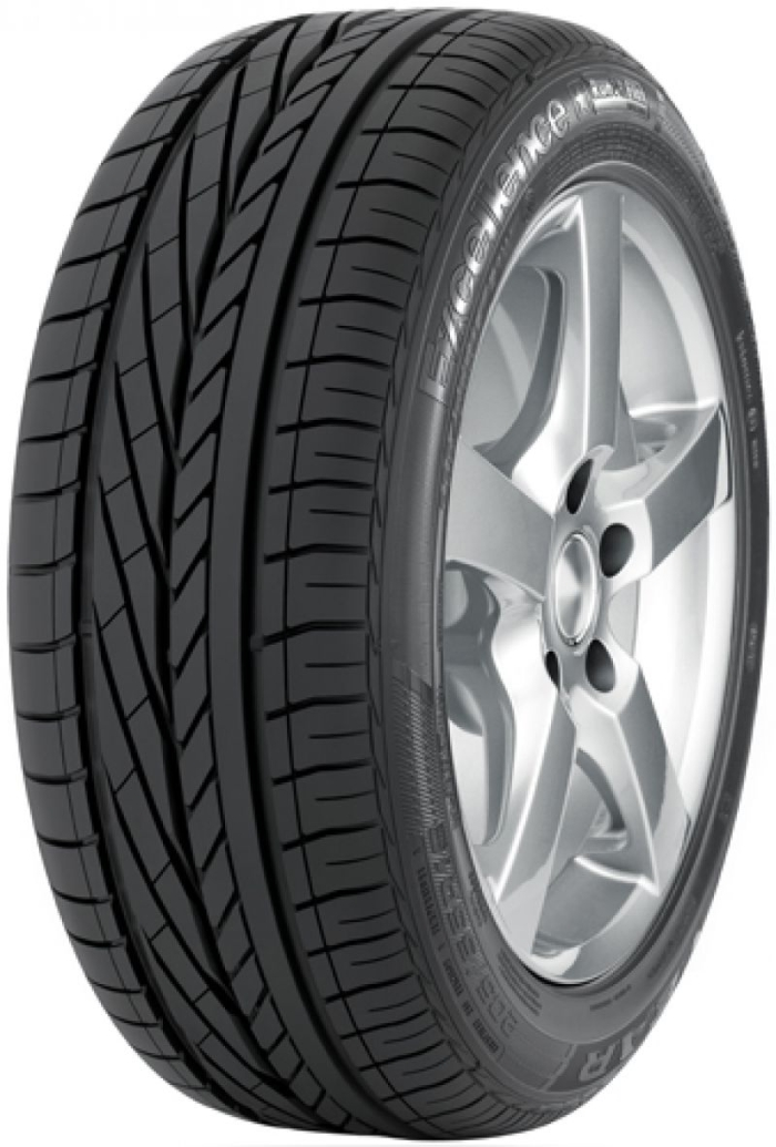 Gomme Nuove Goodyear 225/55 R17 97W EXCELL * pneumatici nuovi Estivo