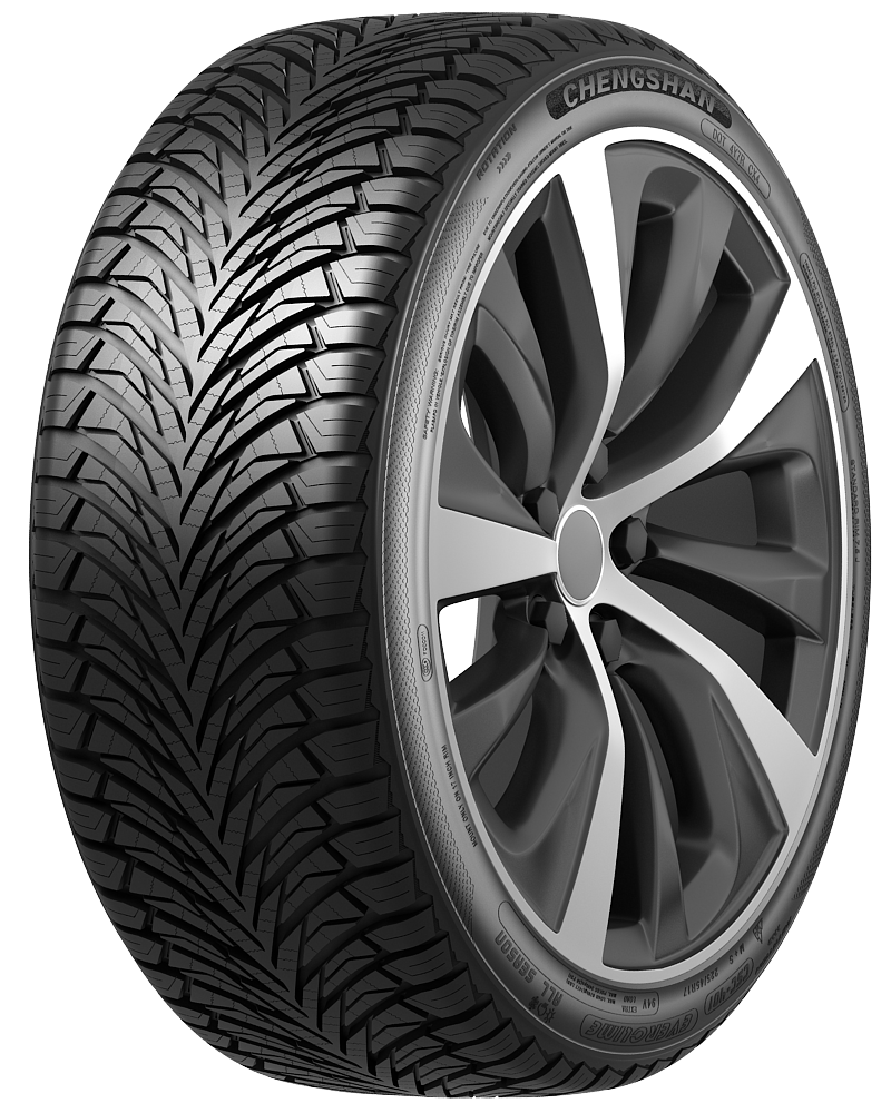Gomme Nuove Chengshan 185/65 R15 88H CSC401 M+S pneumatici nuovi All Season
